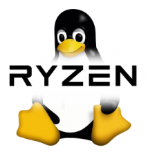 Linux and AMD Ryzen